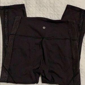 Lululemon Capri pants size 10